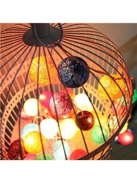 Fantastic Luminous Colorful Lantern Christmas Decoration 4 Colors to Choose