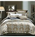 Luxury Mandala Pattern 4-Piece Duvet Cover Sets