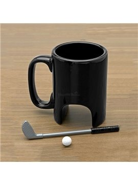 Creative Sports Golf Mug for the Golfer Ceramics Coffee Cup