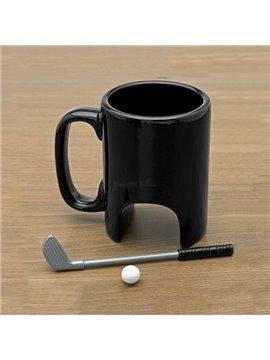 Creative Sports Golf Mug for the Golfer Ceramics Coffee Cup