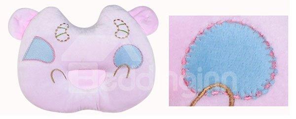 Cute Cow Shape Prevent Flat Head Baby Pillow