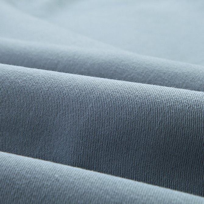 Concise Solid-colored 100% Cotton 4-Piece Duvet Cover Sets