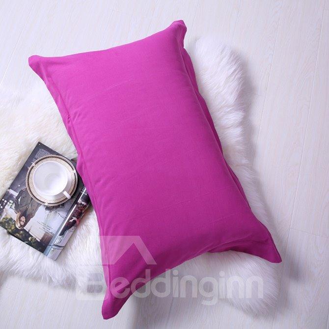 Chic Reversible Pure Cotton 4-Piece Duvet Cover Sets
