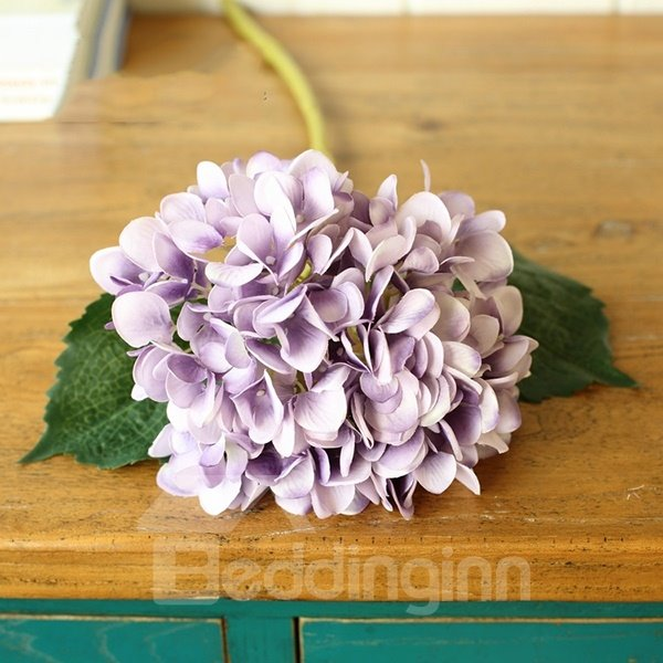 Fantastic Multi-Color Hydrangea 1-Piece Artificial Flowers