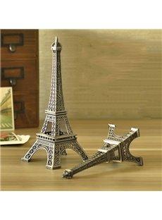 European Metal Eiffel Tower Desktop Decoration Gifts