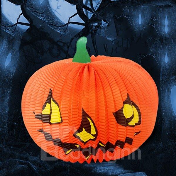 Large Size Pumpkin Lantern Halloween Decoration