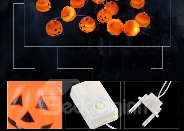 Special Pumpkin LED Light 3.2m Halloween Decoration