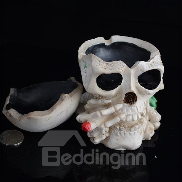 Fashion Original Style Skull Head Ashtray