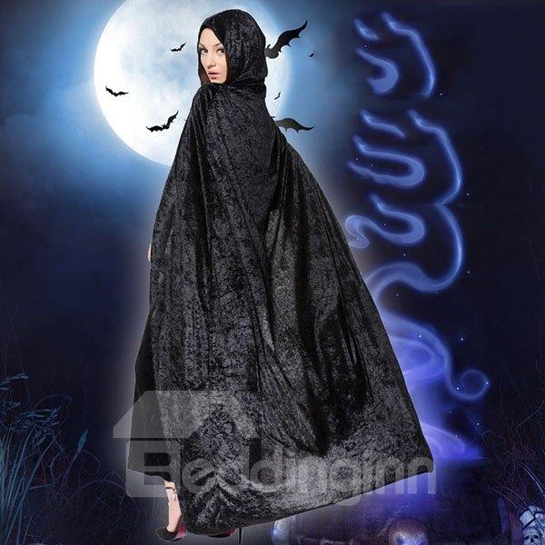 Elegant High Quality 1.6m Pleuche Cloak Four Colors to Choose