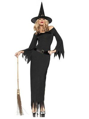 Sexy Long Skirt Halloween Ghost Queen Costume
