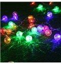 Multi Color LED Light 10m Christmas Decoration
