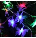 Beautiful Butterfly Design 10m LED Christmas Light