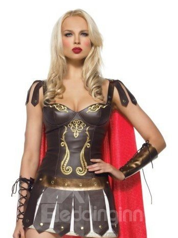 New Arrival Stunning Ancient Greek Gladiator Costume