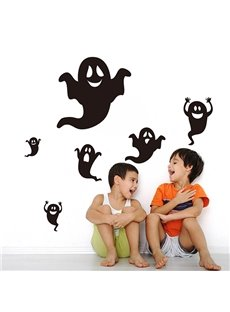 Halloween Little Spirits Ghosts Nursery Removable Wall Sticker