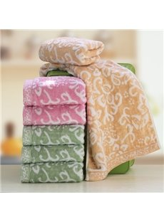 Fashion Unique Thick Water Absorption Cotton Towel