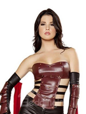 High Quality Sexy Roman Warrior Design Halloween Costume