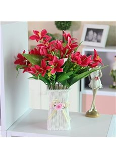 Wonderful Artificial Flowers Multi-Color Lily Flower Sets