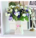 Sweet Table Decoration Lilacs in Vase Flower Sets