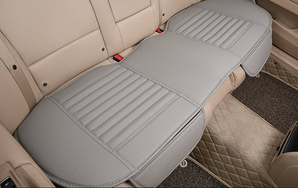 Special Designed Air Purifying Bamboo Charcoal Interial Seat Mat Set