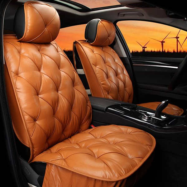 Elegant And Luxurious Sofa Cushion Styled Universal Car Seat Covers