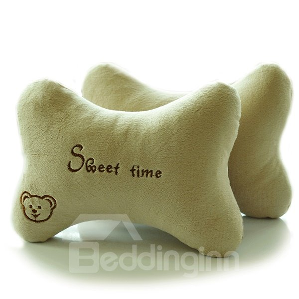 Concise Soft and Comfortable Sweet Time Neckrest Pillow