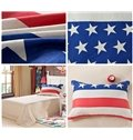 100% Cotton Stars and Stripes Pattern Kids Duvet Cover Set
