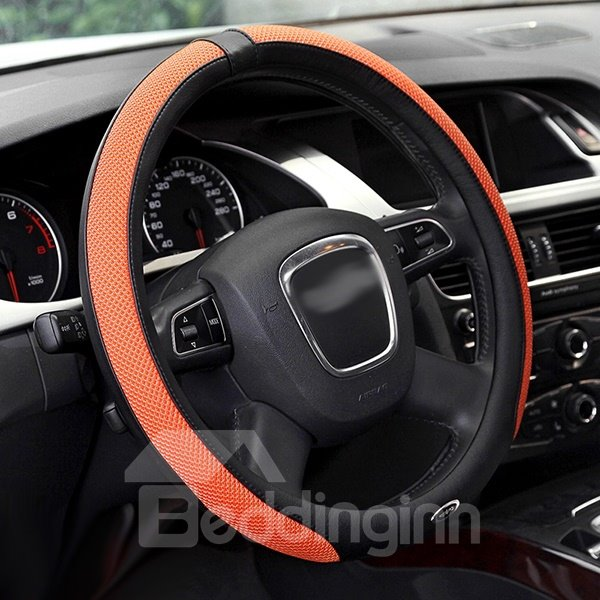 Creative Special Designed Color Stripe Steering Wheel Cover