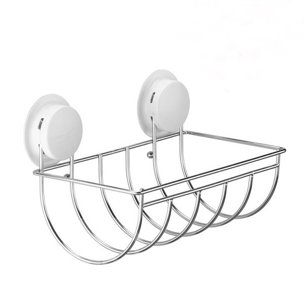Modern New Home Decor Convenient Enlarged Sucker Toilet Paper Holder