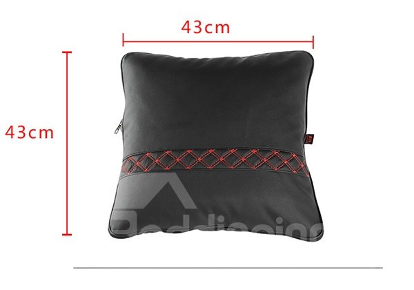 Premium Concise Designed Multifunctional Foldable Blanket Car Pillow