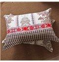 Refreshing Exquisite Jacquard Design Cotton 4-Piece Duvet Cover Sets