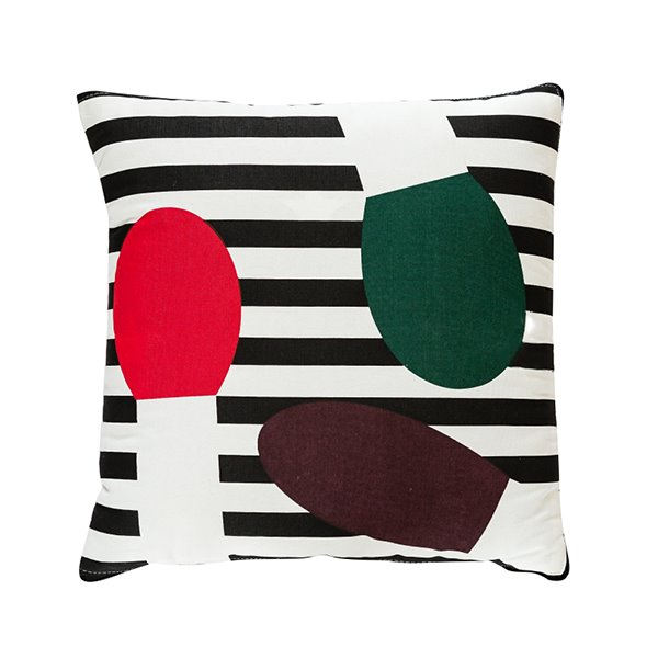 Fashionable Quillow Matches Patterned Cotton Blanket Car Pillow