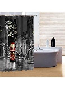 Faddish Creative New York City Print 3D Shower Curtain