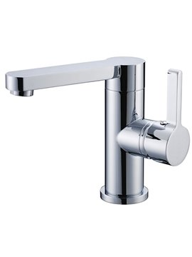 Brass Single-Hole One-Handle Bathroom Kitchen Sink Faucet