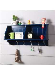 Versatile Wall Decoration Storage Wall Hook/Shelf