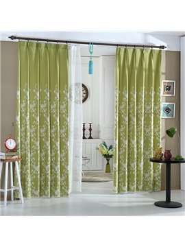 Wonderful High Shading Degree Double Pinch Pleat Curtain