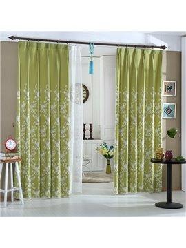 Wonderful High Shading Degree Double Pinch Pleat Curtain