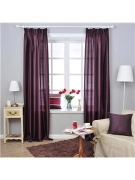 Wonderful High Quality Double Pinch Pleat Curtain