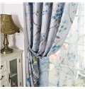 Modern Elegant High Quality Grommet Top Curtain