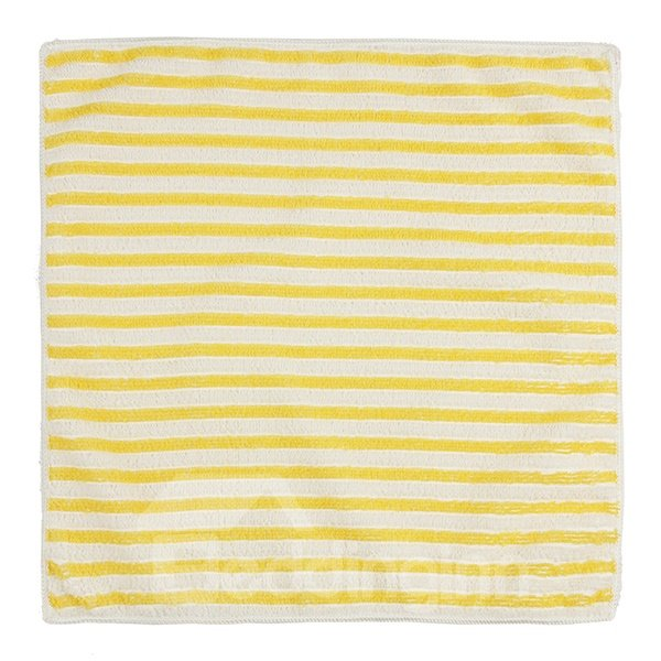 Concise Colored Stripes Color Ultrafine Fiber Hand Towel