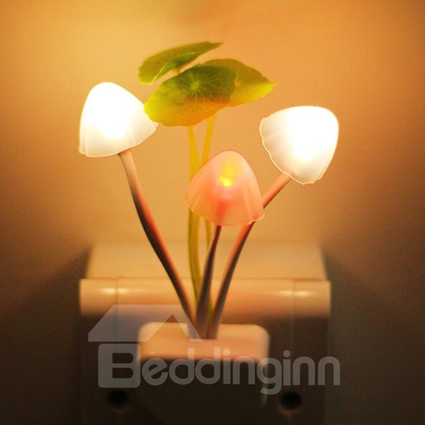 Wonderful Decorative Mushroom LED Nightlight