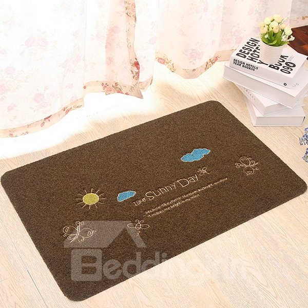 High Quality Concise Design Home Bath Rug