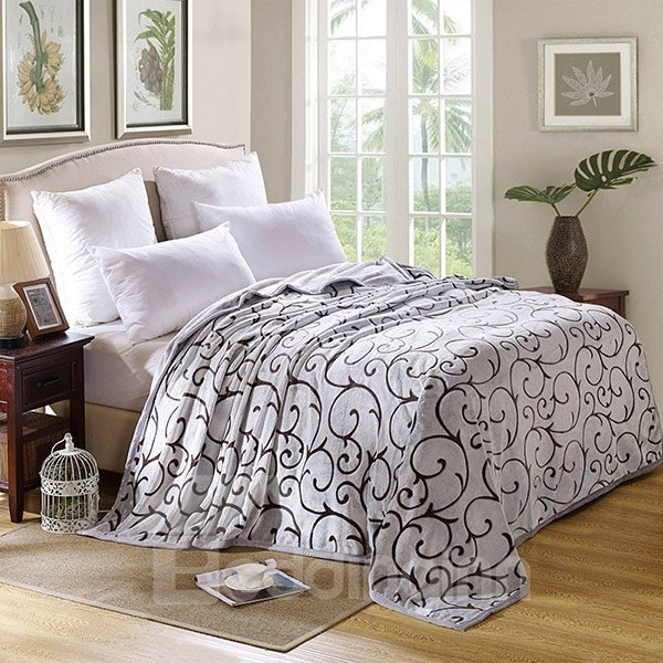 High Quality Pretty Exquisite Jacquard Design Blanket