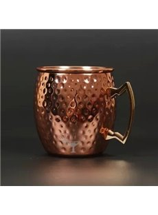 Classic Stainless Steel Moscow Mule Cocktail Coffee Cup