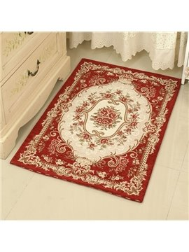 Wonderful European Style Patterned Living Room Bedroom Area Rug