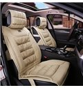 Premium Quality Classic Comfy Leather Material Fit Car Seat Cover