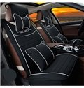Concise and Classic Durable Pure Colored Universal Fit Car Seat Cover