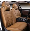 Classic and Durable PU Leather Material Fit Seven Seats Custom Fit Seat Covers