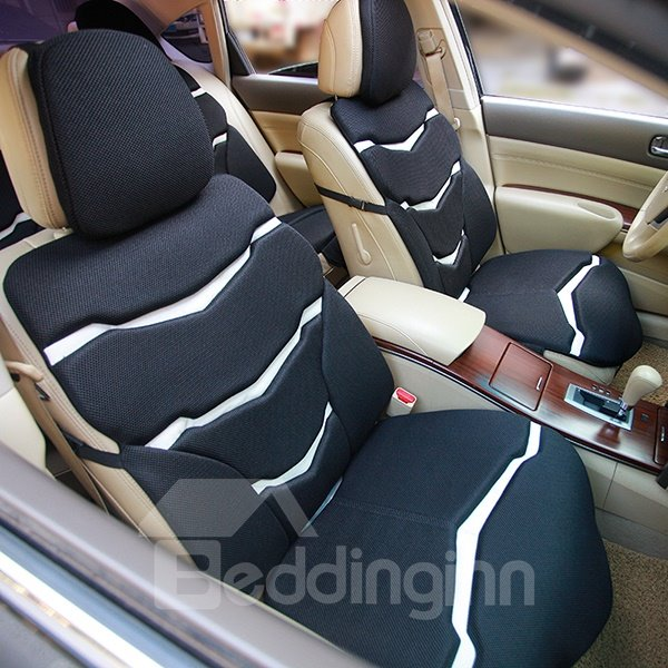Car Seat Cover Design >> Futuristic Design High-Tech Patterns Modern Universal Fit ...