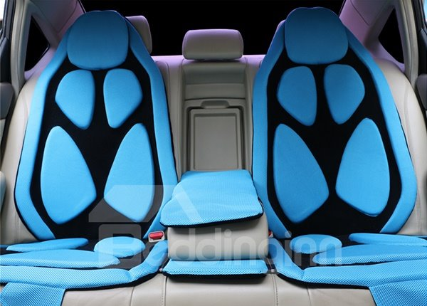 Unique Patterned Spaceship Designed Universal Fit Car Seat Cover