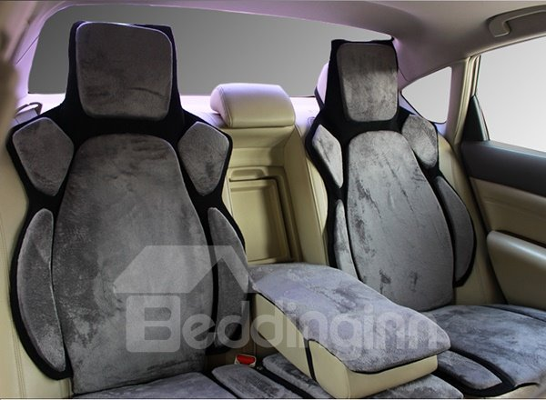 Unique and Styling Spaceship Designed Universal Five Car Seat Cover